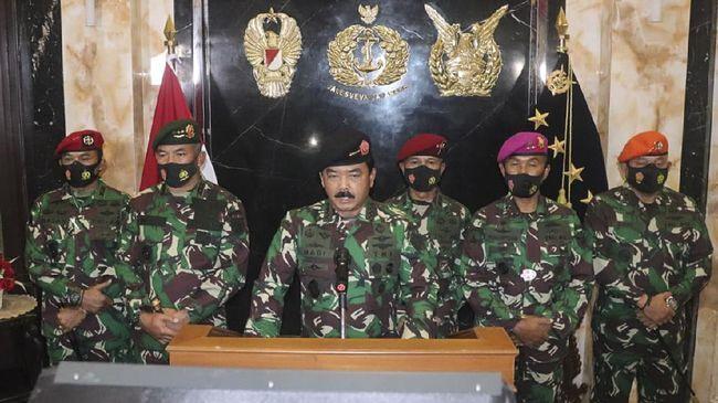 Habib Syakur Ali Mahdi Al Hamid: Dukung TNI Polri untuk Indonesia Aman Nyaman dan Kondusif