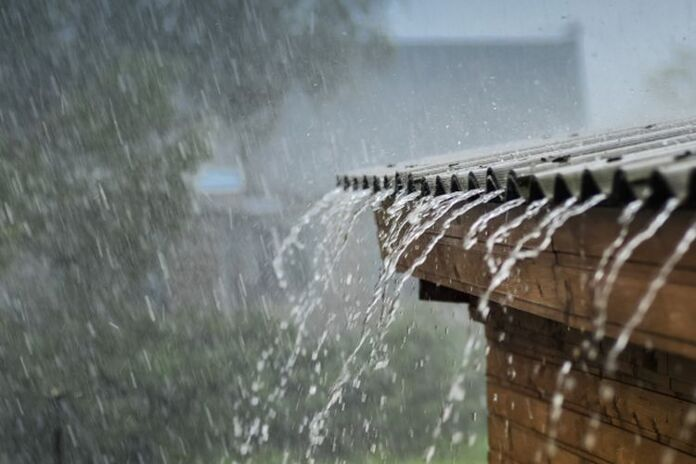 Doa Hujan Deras