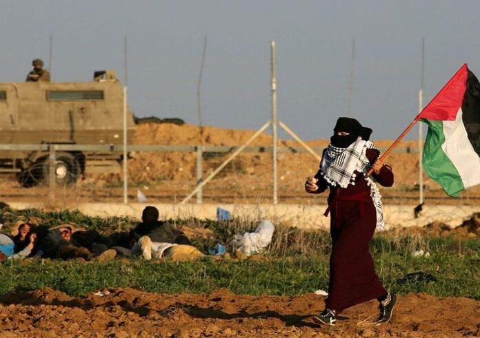 """Bambu Runcing"" dalam Imajinasi Perlawanan Palestina"