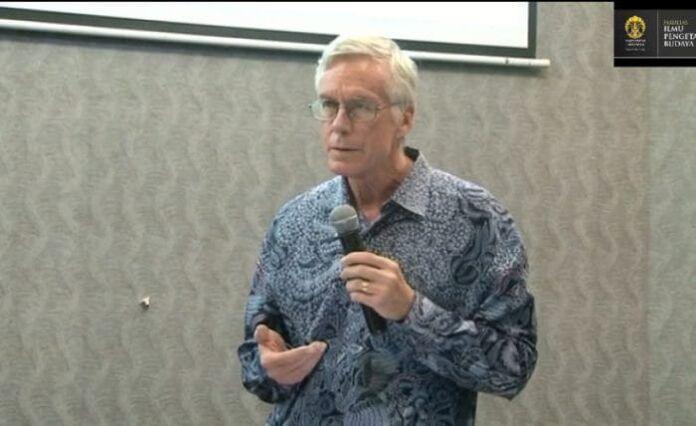 Peter Carey Khilafah Nusantara
