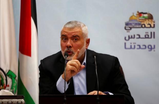 AS Kembali Ngaur, Kepala Biro Politik Hamas Tolak Putusan AUE