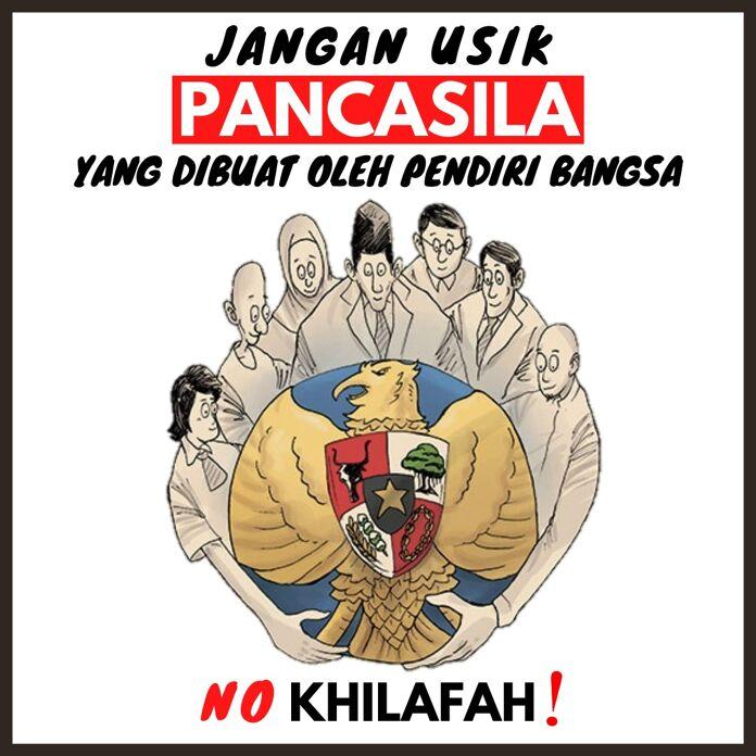 Pancasila Sumber Imunitas Bangsa Indonesia: Refleksi Hari Kesaktian Pancasila
