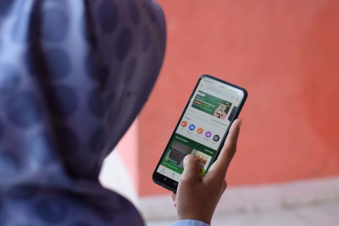 Aplikasi KESAN Luncurkan Marketplace Ramah Santri