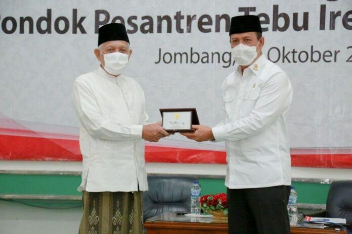 Ponpes dan Alim Ulama Diperlukan untuk Cegah Paham Radikal-Terorisme