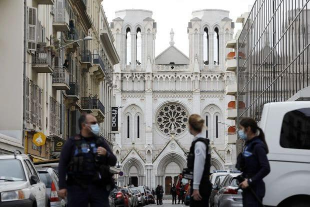 Teror di Prancis