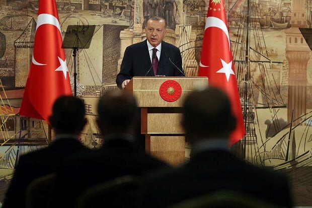 Erdogan Klaim Yerusalem Milik Turki