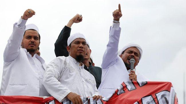 Revolusi Riziq Shihab Tersandung Denda Overstay