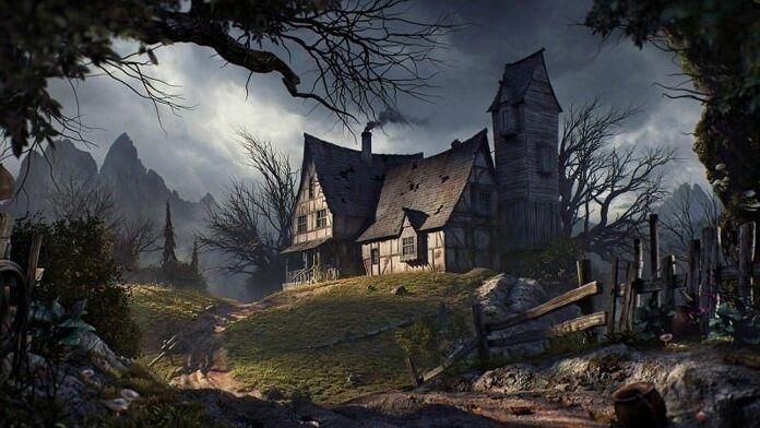 rumah seperti kuburan