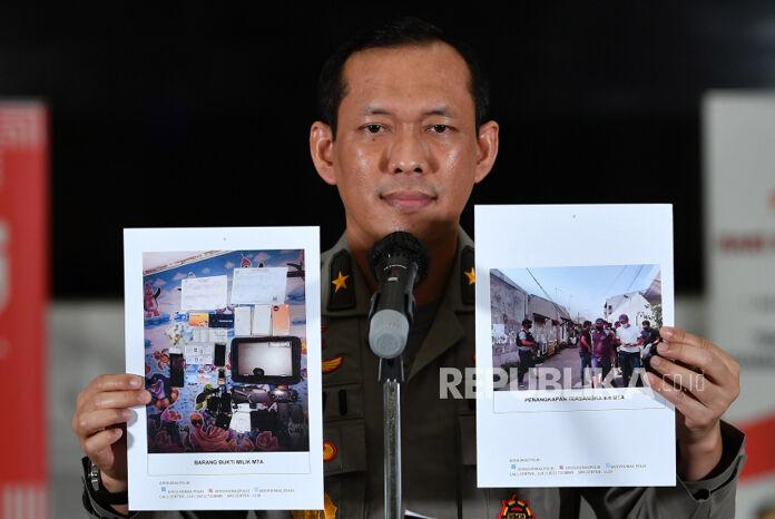 Empat Terduga Teroris Anggota JI Ditangkap di Lampung