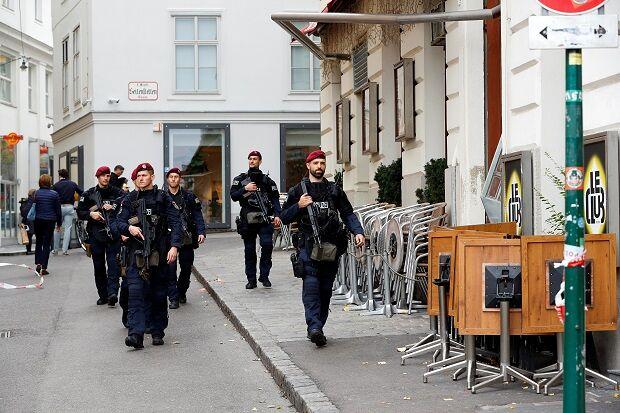 Austria Tangkap Puluhan Orang Terkait Hamas dan Ikhwanul Muslimin