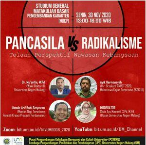Pancasila vs Radikalisme