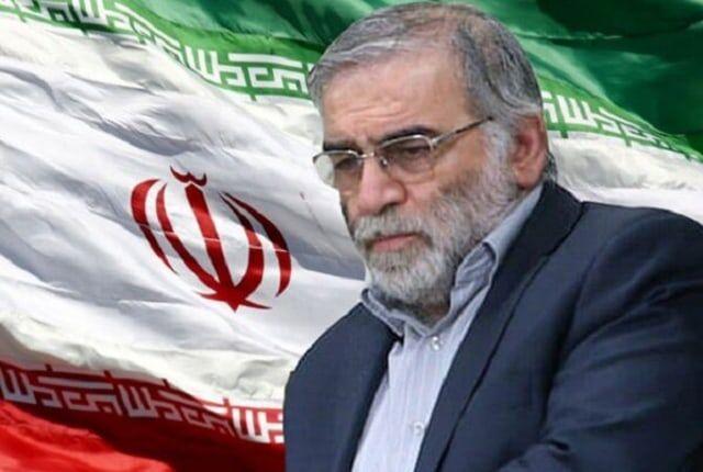 pakar nuklir Mohsen Fakhrizadeh