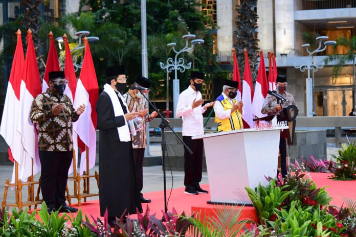 Upaya Kembangkan Syiar Islam Diharapkan Mampu Bangun Toleransi Umat Beragama