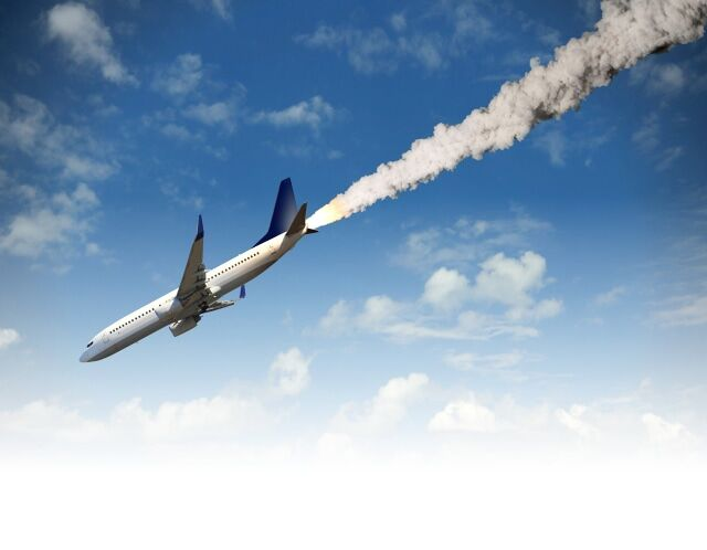 korban pesawat jatuh adalah syahid