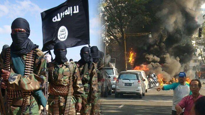 serangan ISIS